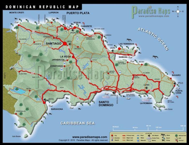 Last Minute Und Pauschalreisen In Die Dominikanische Republik Im