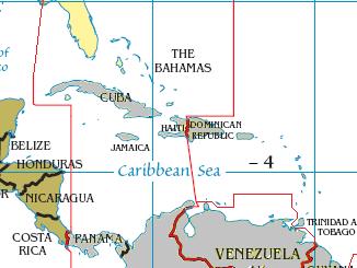 Zeitzone Dominikanische Republik
